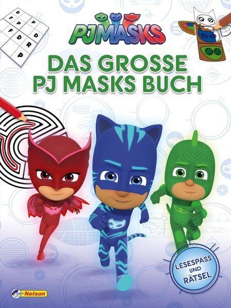 PJ Masks: Das große PJ Masks-Buch