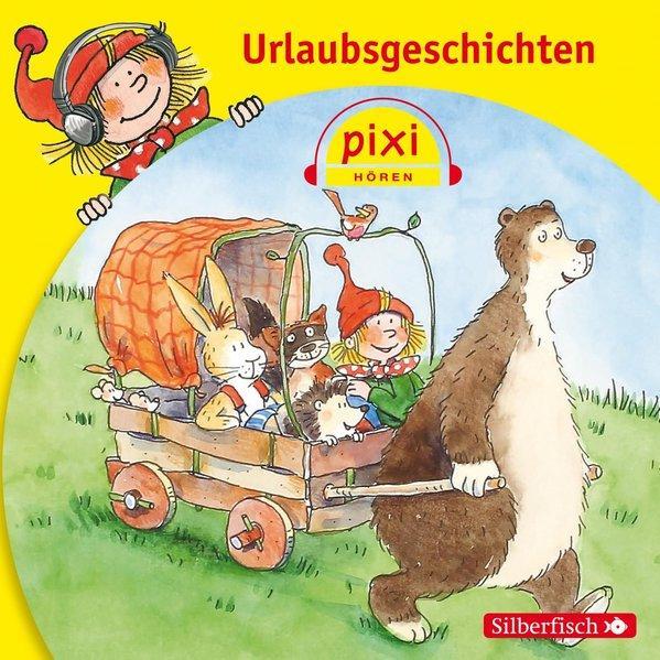 Pixi Hören: Urlaubsgeschichten - 1 CD