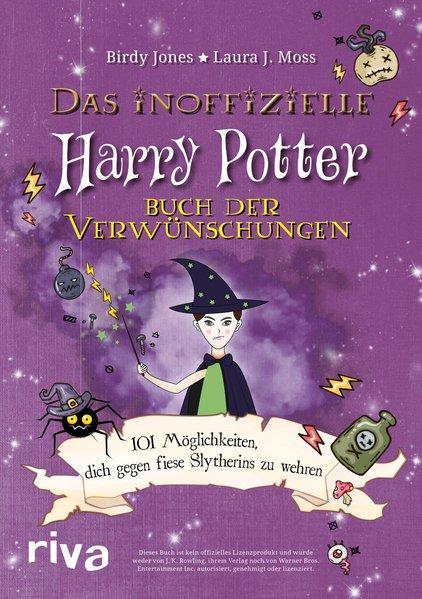 Das inoffizielle Harry-Potter-Buch der Verwünschungen (Mängelexemplar)