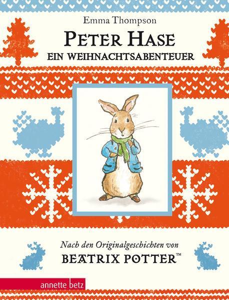 Peter Hase - Ein Weihnachtsabenteuer - Geschenkbuch-Ausgabe (Mängelexemplar)