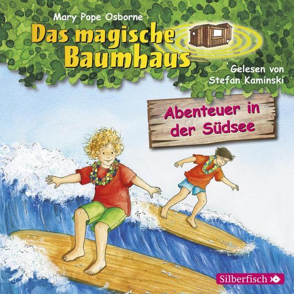 Abenteuer in der Südsee (Das magische Baumhaus 26) - Hörbuch 1 CD