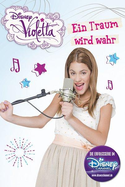 Disney Violetta - Ein Traum wird wahr - Band 4 (Mängelexemplar)