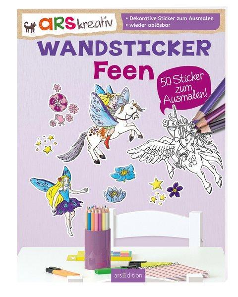 Wandsticker Feen