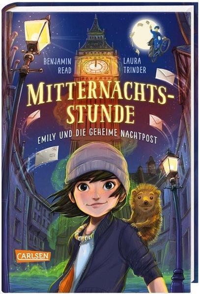 Mitternachtsstunde 1: Emily und die geheime Nachtpost - Spannende Fantasy (Mängelexemplar)