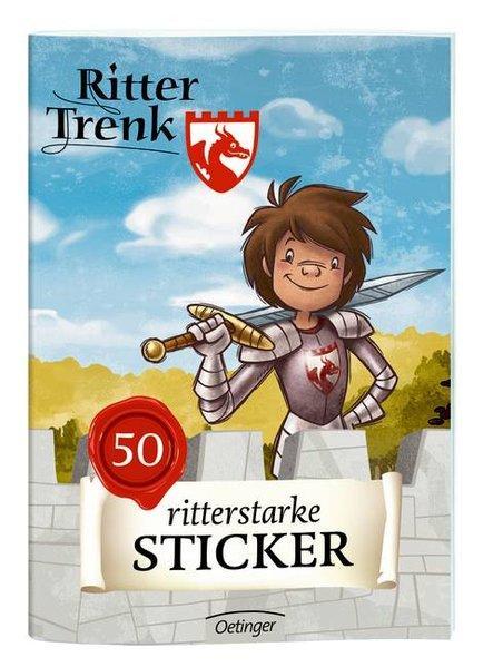 Ritter Trenk 50 ritterstarke Sticker