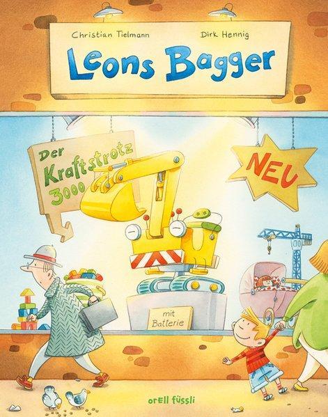Leons Bagger