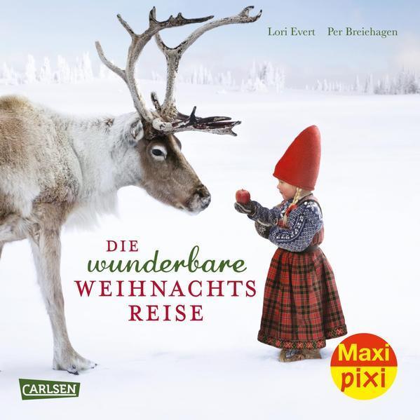Maxi Pixi 325: Eine wunderbare Weihnachtsreise (Mängelexemplar)