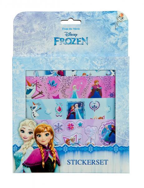 Frozen - Die Eiskönigin: großes Sticker Set