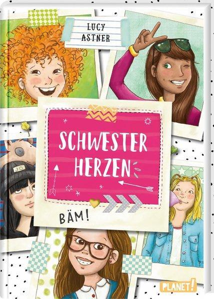 Schwesterherzen: Eine für alle, alle für DICH! Geschichten für Mädchen ab 10 Jahren (Mängelexemplar)
