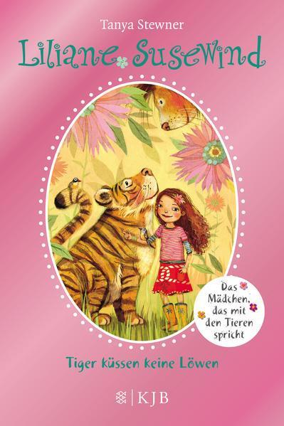 Liliane Susewind – Tiger küssen keine Löwen - Sonderausgabe mit Glitzer-Folie