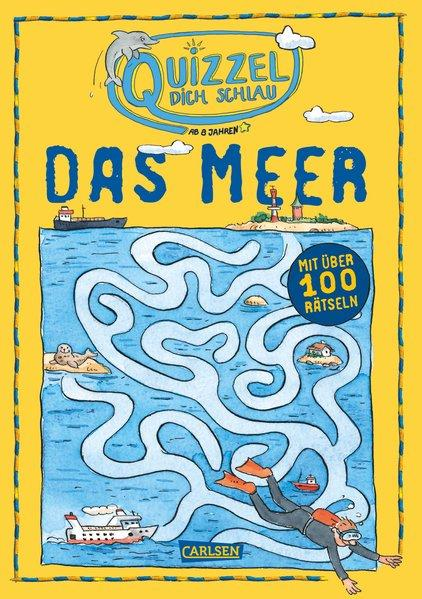 Quizzel dich schlau: Meer