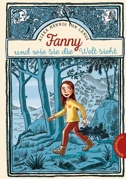 Fanny und wie sie die Welt sieht (Mängelexemplar)