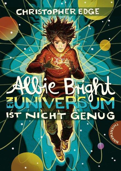Albie Bright - Ein Universum ist nicht genug (Mängelexemplar)