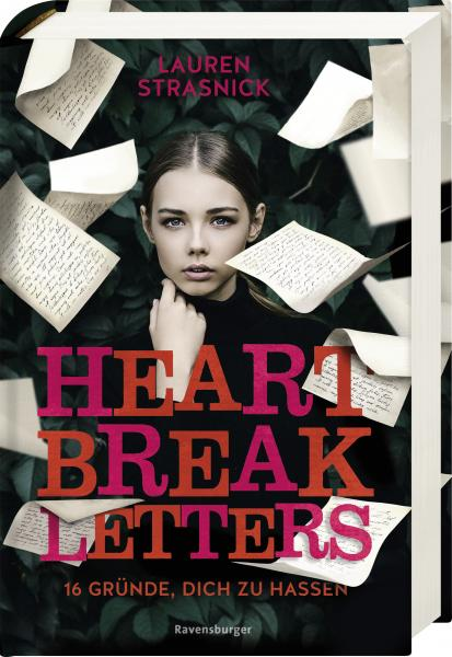 Heartbreak Letters. 16 Gründe, dich zu hassen (Mängelexemplar)