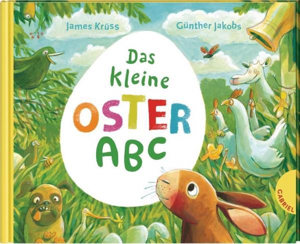 Das kleine Oster-ABC - Mini-Bilderbuch (Mängelexemplar)