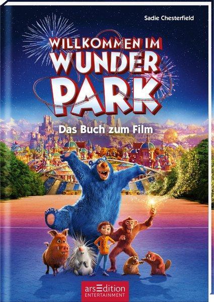 Willkommen im Wunder Park - Das Buch zum Film - Mit Bildern aus dem Film (Mängelexemplar)