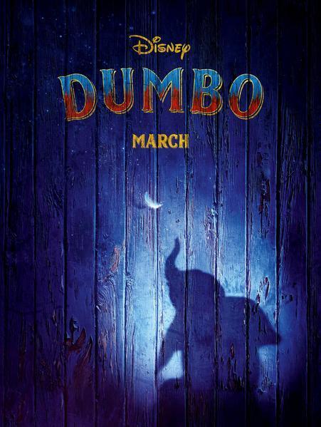 Dumbo: Mein Mal- und Rätselbuch (Mängelexemplar)
