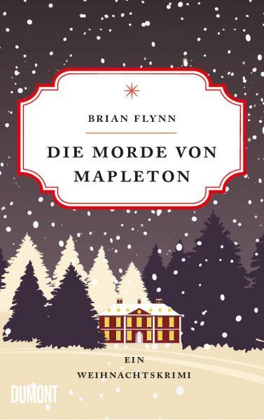 Die Morde von Mapleton - Ein Weihnachtskrimi (Mängelexemplar)