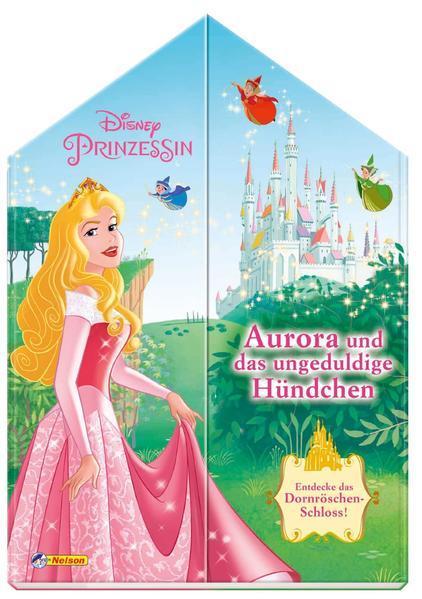 Disney Prinzessin: Aurora und das ungeduldige Hündchen - Entdecke das Dornröschen-Schloss!