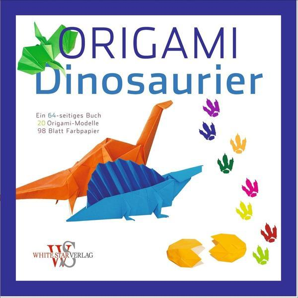 Dinosaurier - Origami
