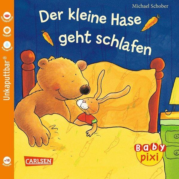 Baby Pixi 34: Der kleine Hase geht schlafen (Mängelexemplar)