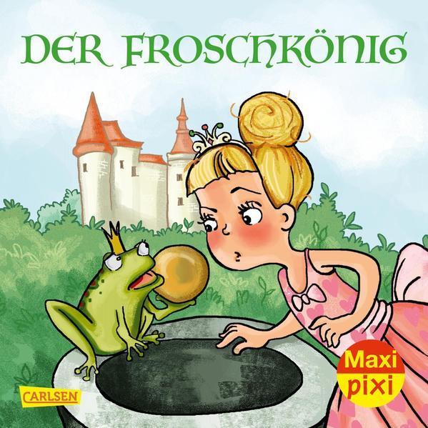 Maxi Pixi 339: Der Froschkönig (Mängelexemplar)