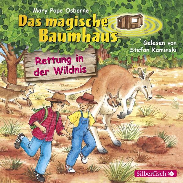 Rettung in der Wildnis (Das magische Baumhaus 18) - Hörbuch 1 CD