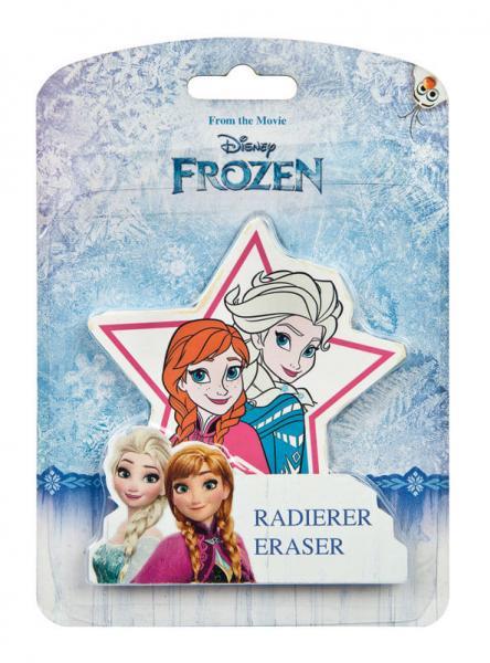 Frozen - Die Eiskönigin: Radiergummi 'shaped'