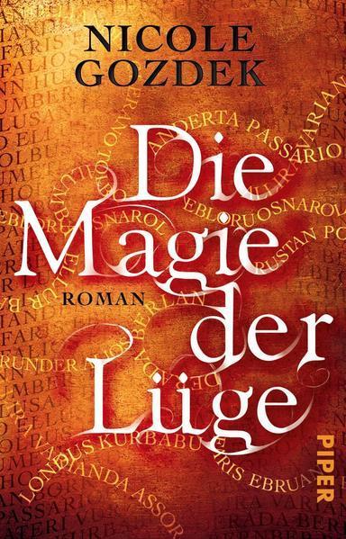 Die Magie der Lüge - Roman