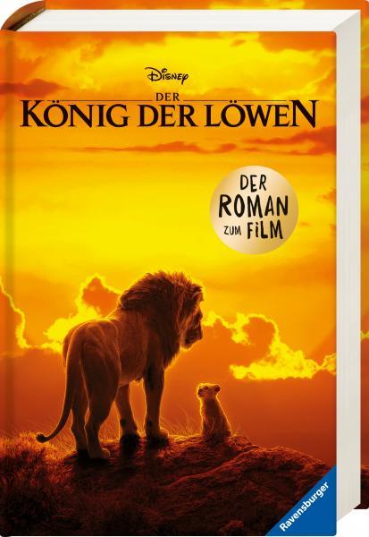 Disney Der König der Löwen: Der Roman zum Film (Mängelexemplar)