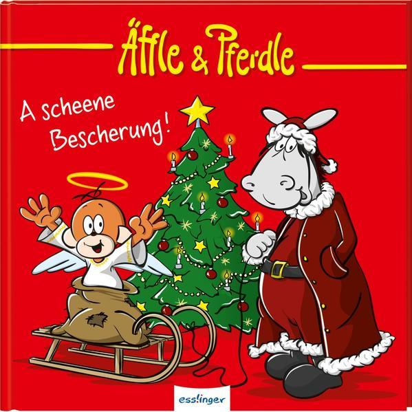 Äffle & Pferdle: A scheene Bescherung! (Mängelexemplar)