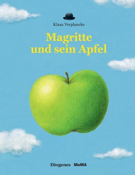 Magritte und sein Apfel (Mängelexemplar)
