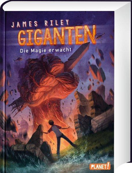 Giganten 1: Die Magie erwacht (Mängelexemplar)