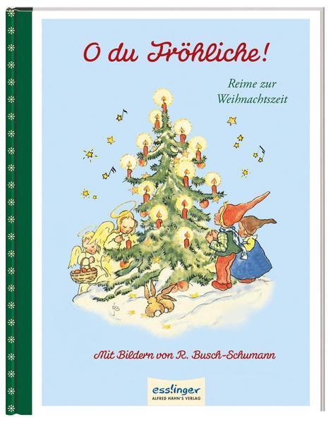 O du Fröhliche! - Mini-Ausgabe - Reime zur Weihnachtszeit (Mängelexemplar)