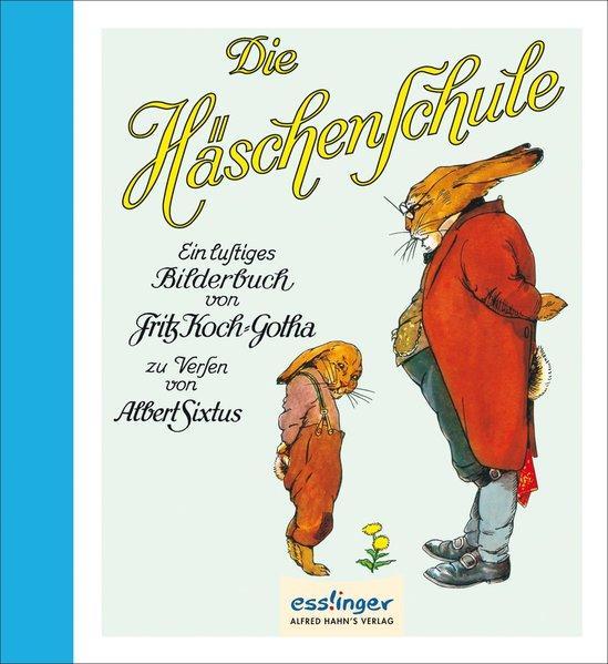 Die Häschenschule: Die Häschenschule - Mini-Ausgabe (Mängelexemplar)